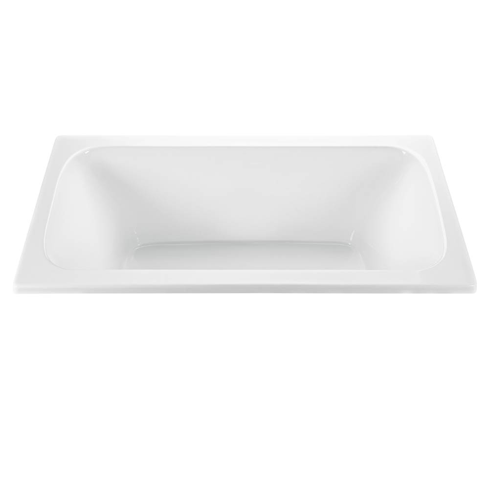 MTI Baths Drop In Air Bathtubs item AE61-WH-DI