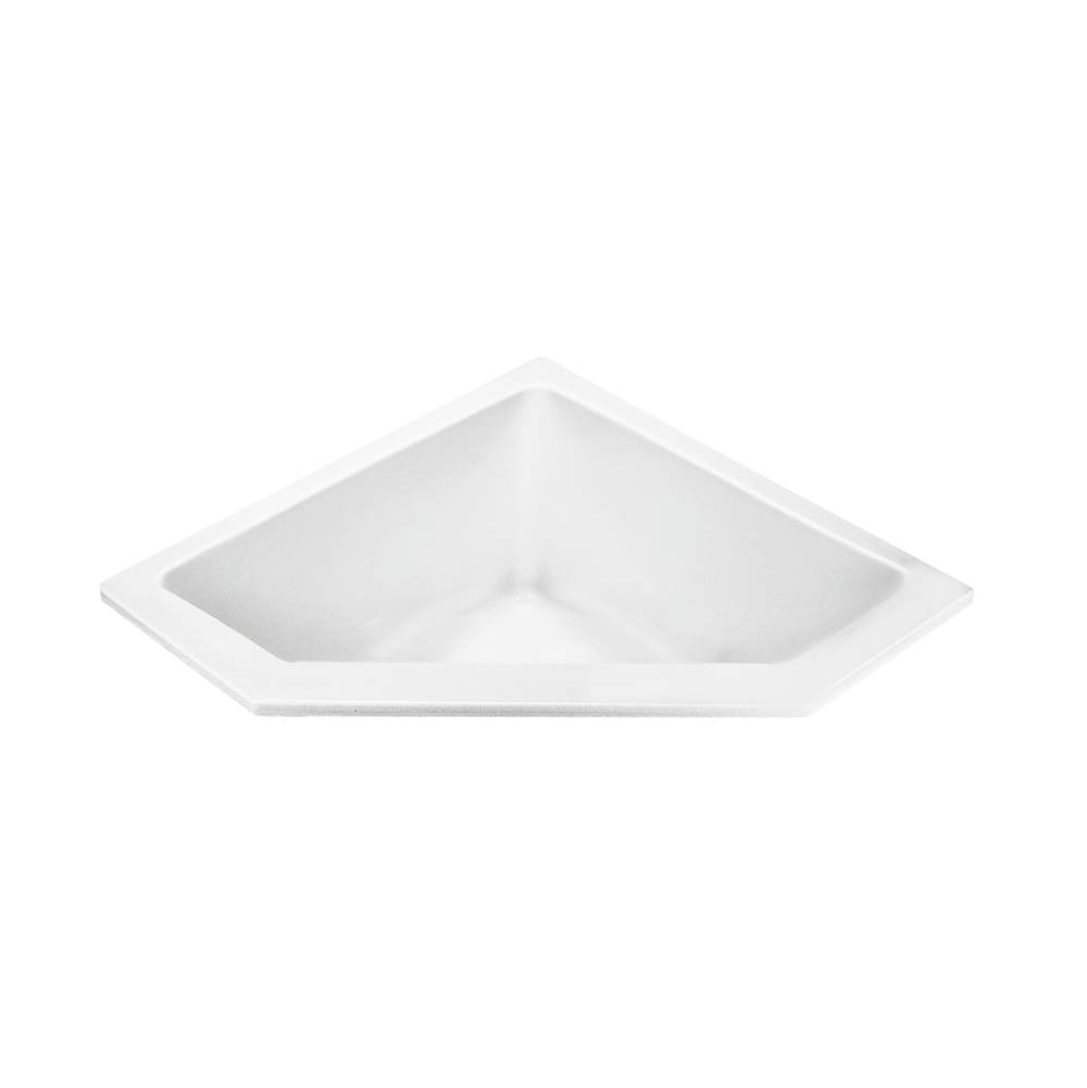 MTI Baths Undermount Whirlpool Bathtubs item P90U-AL-UM