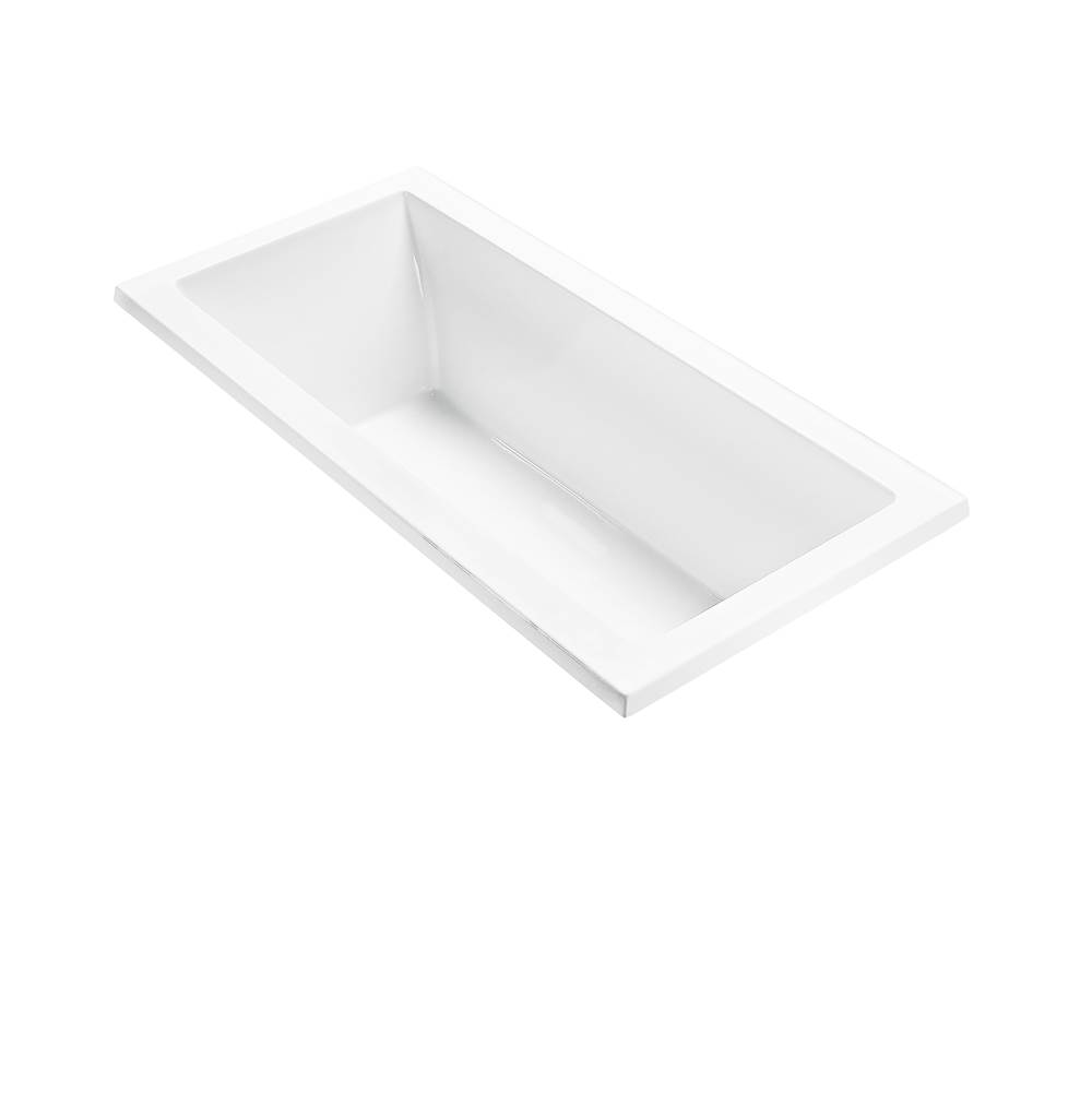 MTI Baths Undermount Whirlpool Bathtubs item P94-AL-UM