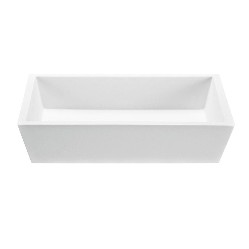 MTI Baths Vessel Bathroom Sinks item MTCS730-WH-MT