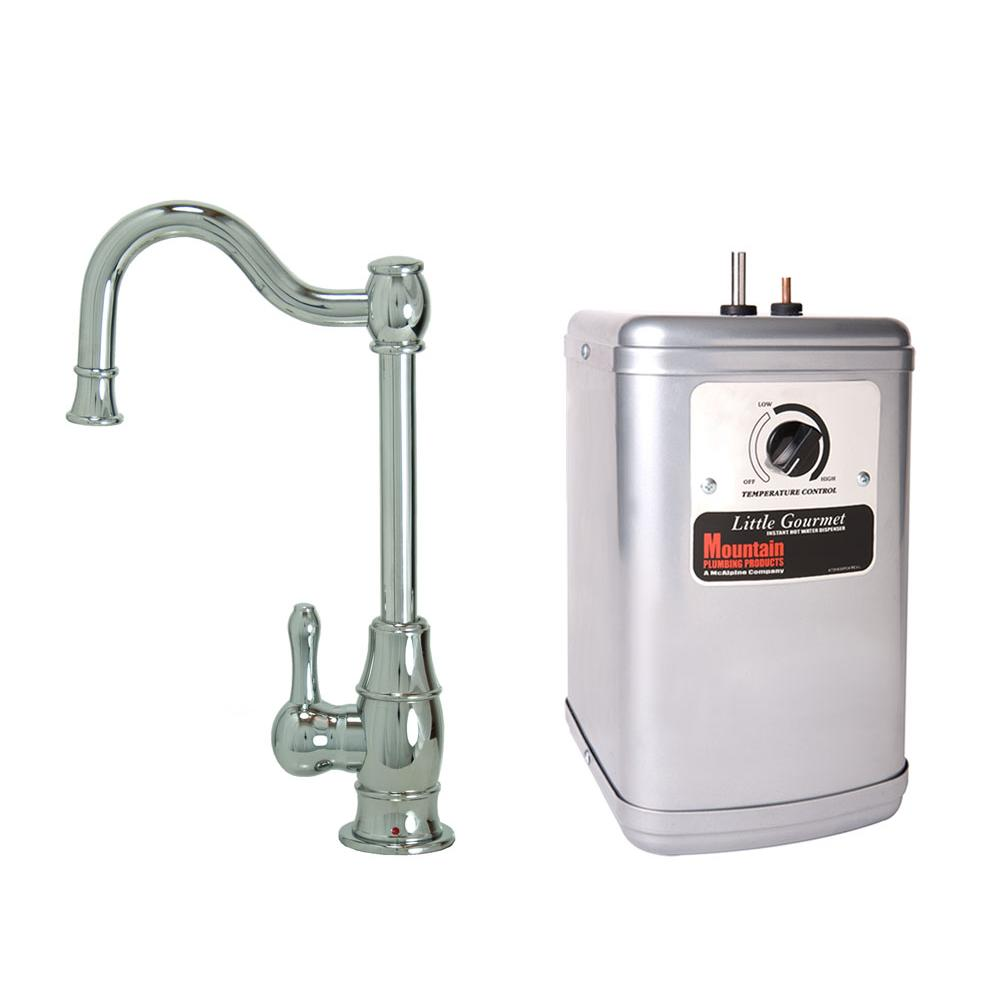 Mountain Plumbing Hot Water Faucets Water Dispensers item MT1870DIY-NL/VB