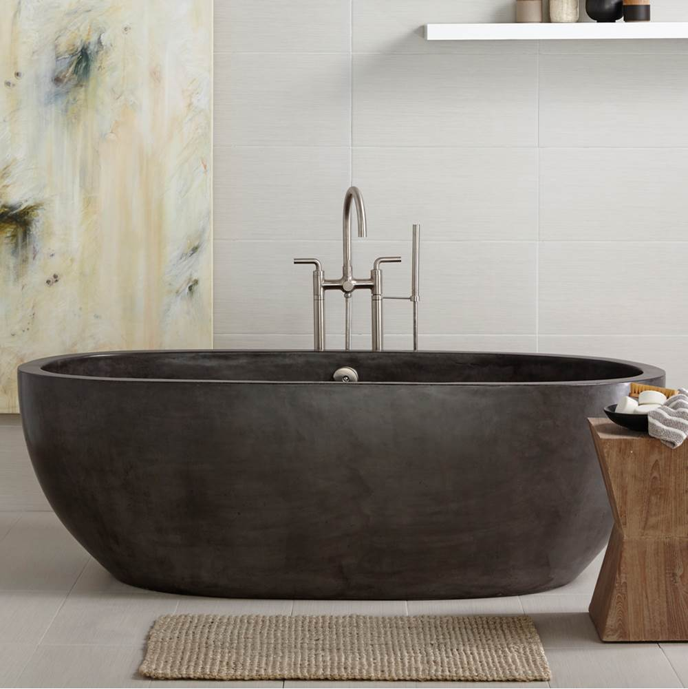 Native Trails Free Standing Soaking Tubs item NST7236-S