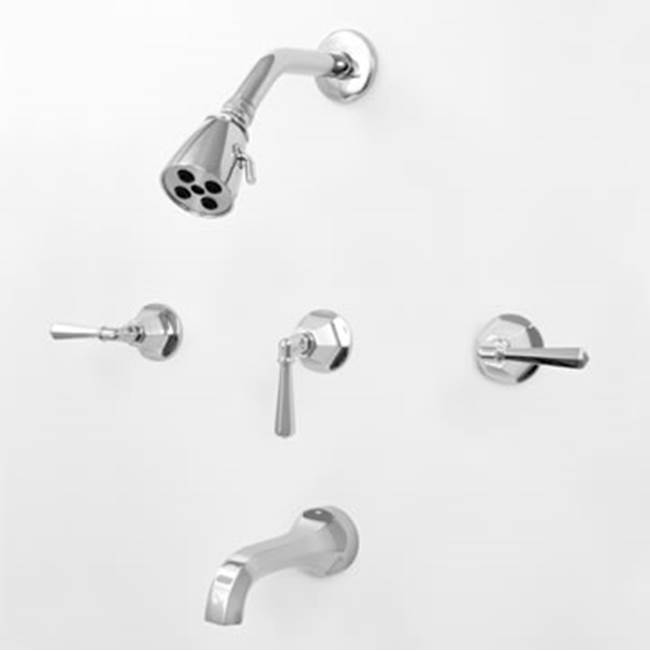 Sigma  Tub And Shower Faucets item 1.301033T.80