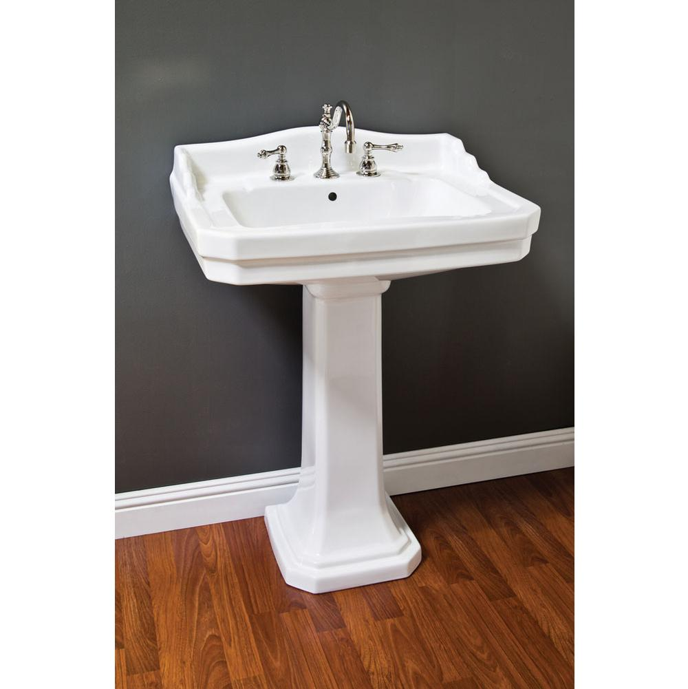 Sinks Pedestal Bathroom Sinks | Henry Kitchen and Bath - Saint-Louis ...