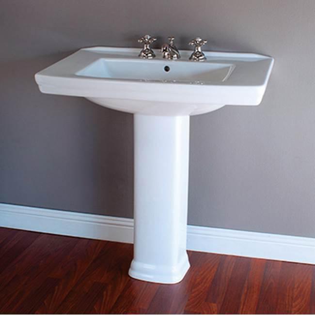 Sign Of The Crab Floor Standing Bathroom Sinks Item P1120l