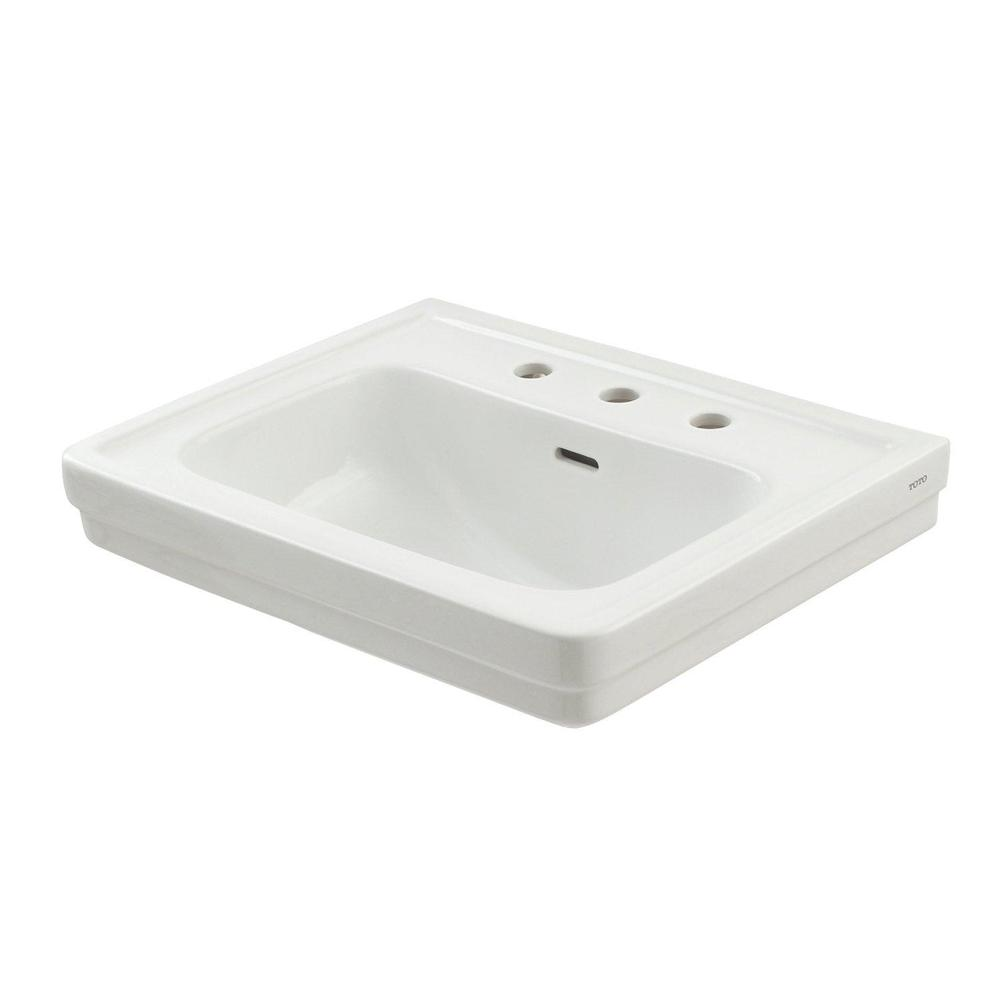 Toto Wall Mount Bathroom Sinks item LT532.8#51