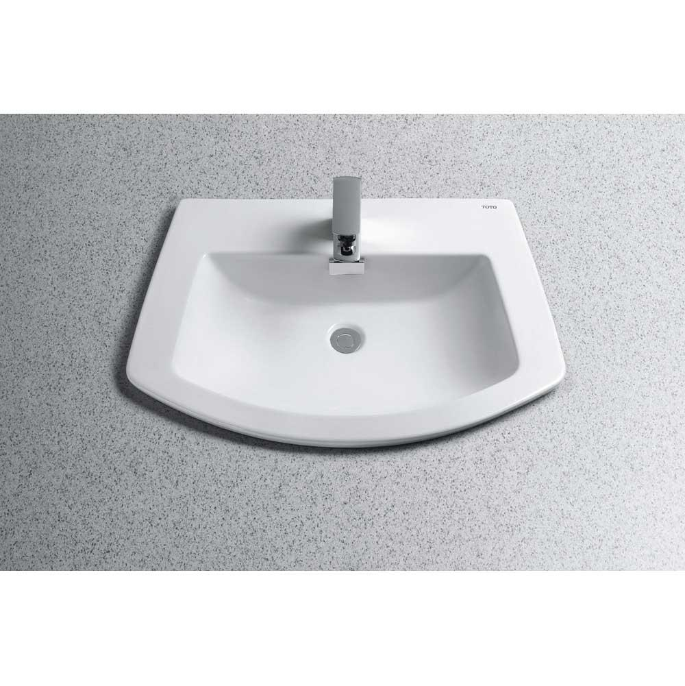 Toto  Bathroom Sink And Faucet Combos item LT963.8#03
