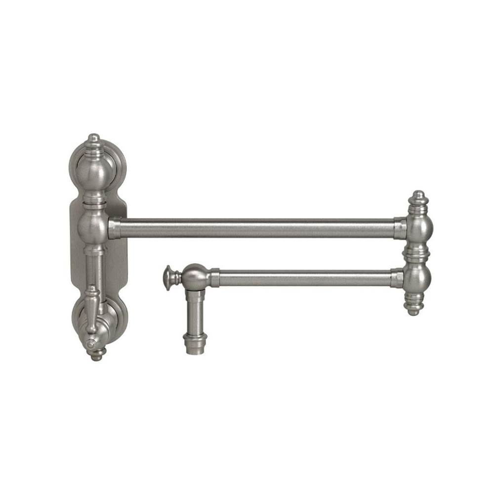 Waterstone Wall Mount Pot Filler Faucets item 3100-CB