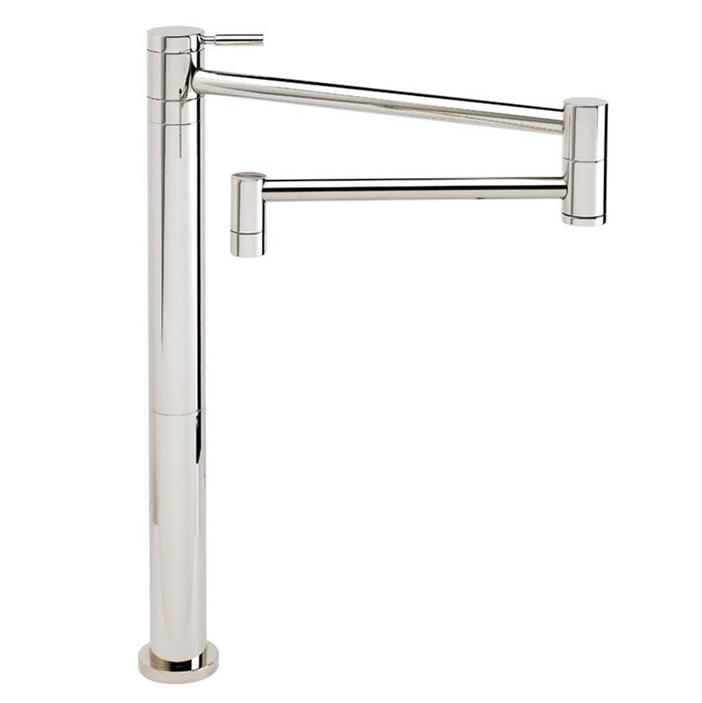 Waterstone Deck Mount Pot Filler Faucets item 3400-PG
