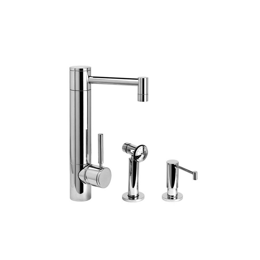 Waterstone Single Hole Kitchen Faucets item 3500-2-AB