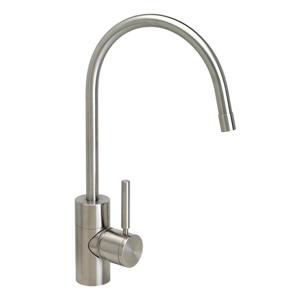 Waterstone Single Hole Kitchen Faucets item 3800-SG