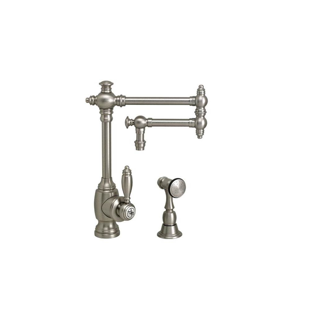 Waterstone Single Hole Kitchen Faucets item 4100-12-1-DAP