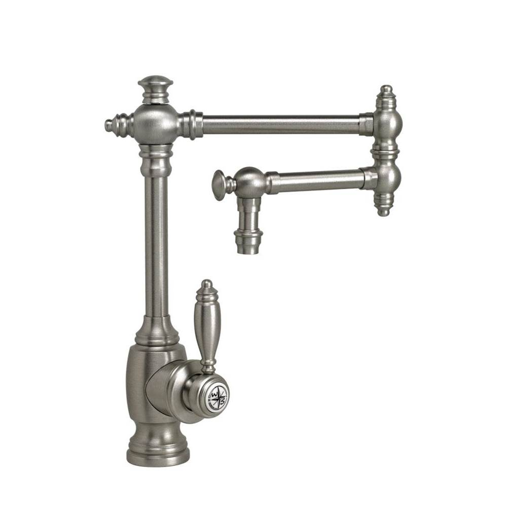 Waterstone Single Hole Kitchen Faucets item 4100-18-WC
