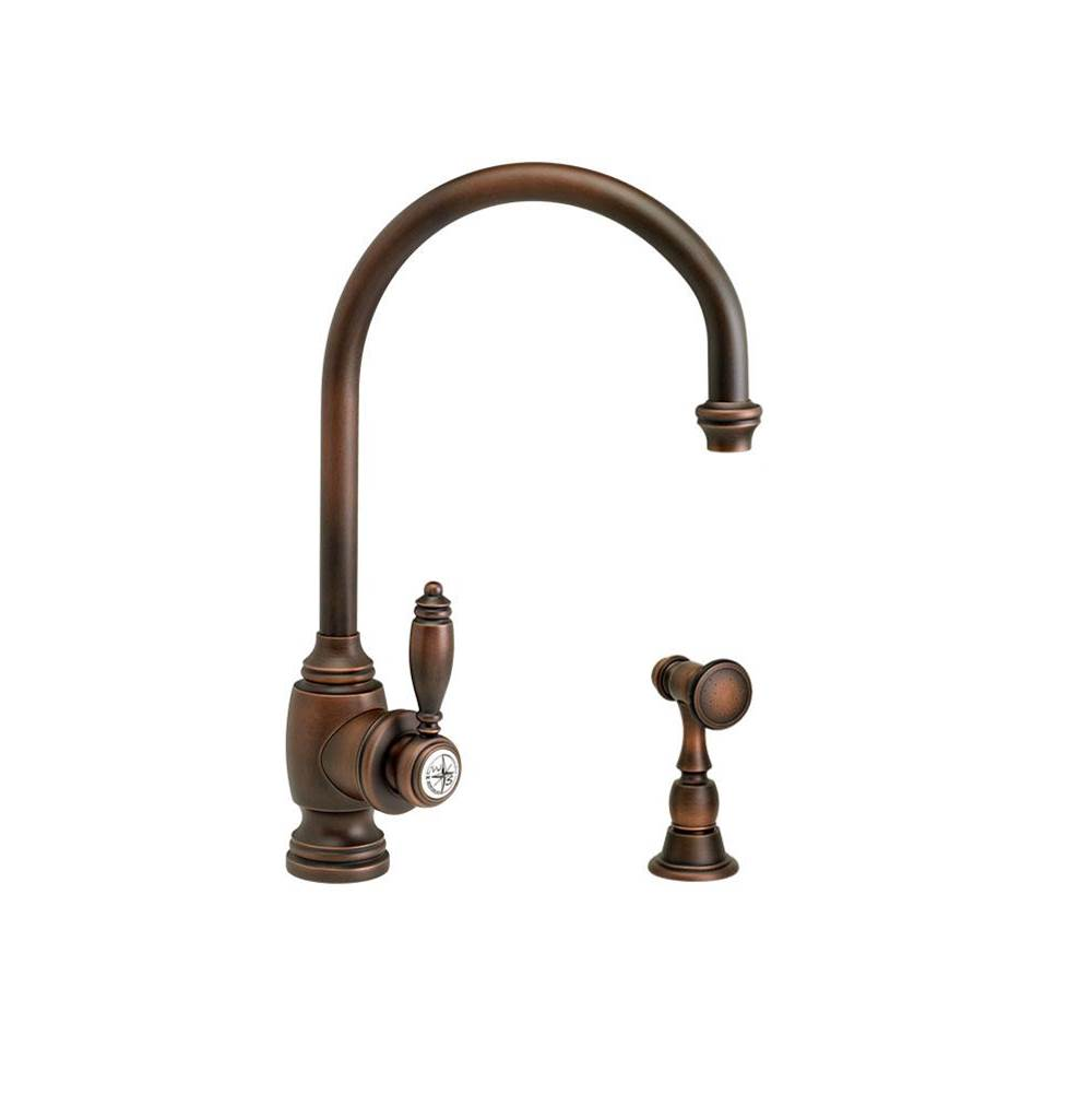 Waterstone Single Hole Kitchen Faucets item 4300-UPB