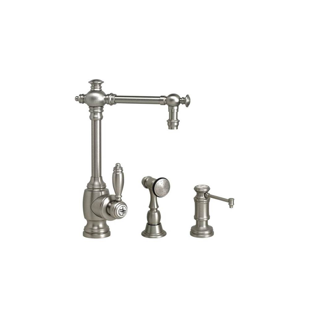 Waterstone Single Hole Kitchen Faucets item 4700-2-AB