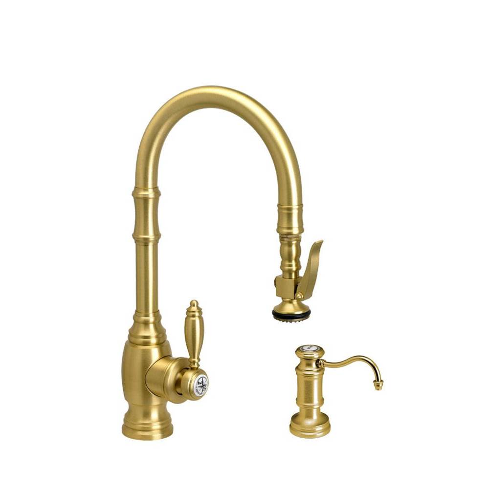 Waterstone Deck Mount Kitchen Faucets item 5200-2-DAP