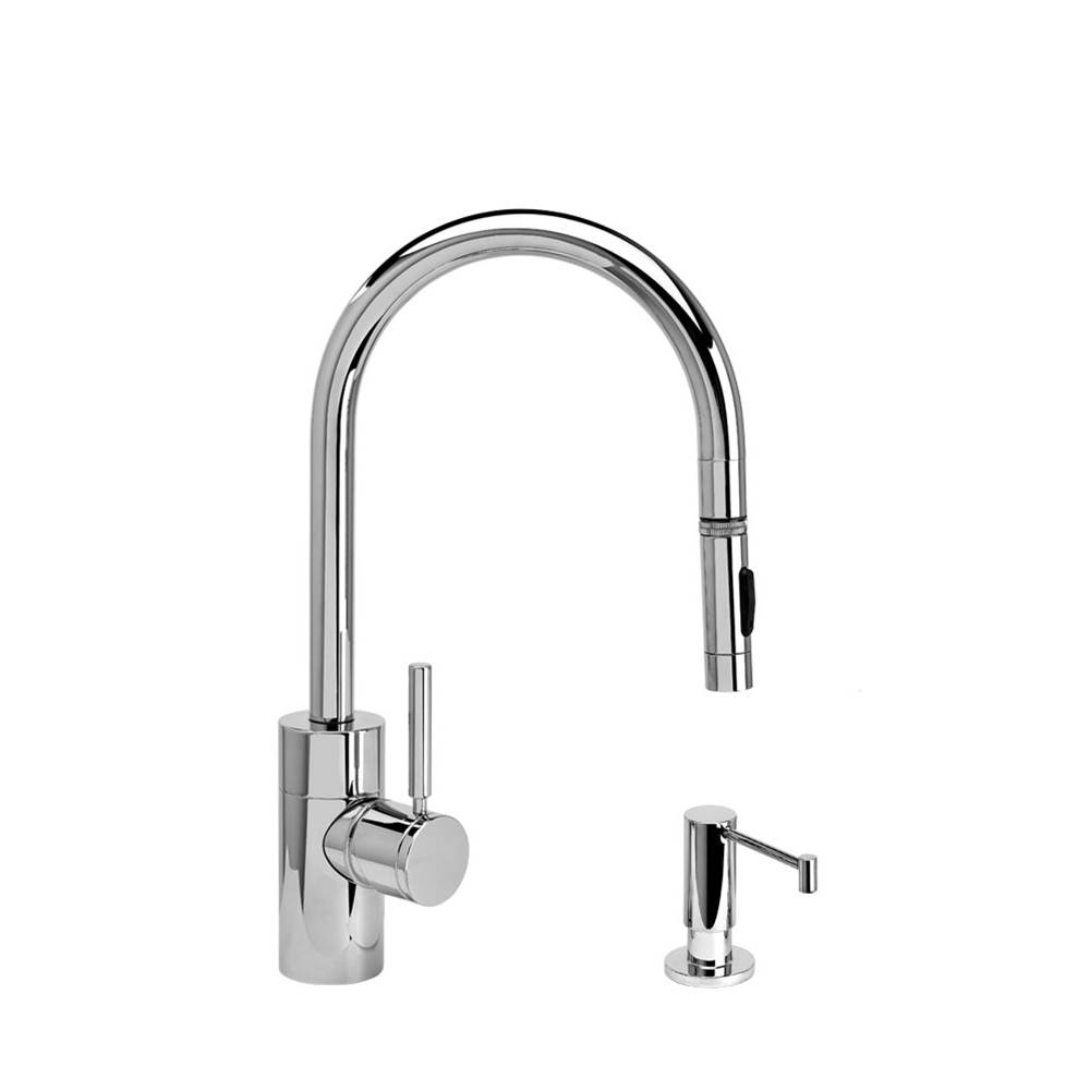 Waterstone Pull Down Faucet Kitchen Faucets item 5410-2-SS