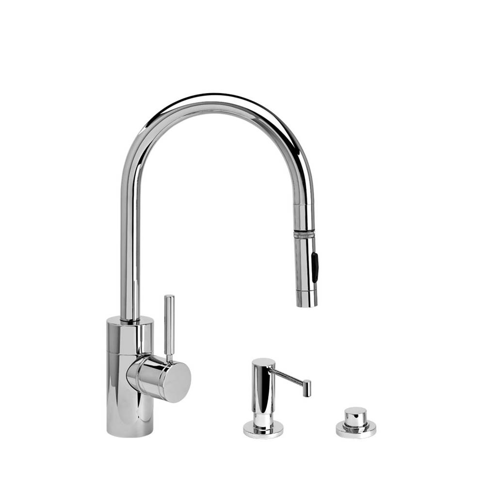 Waterstone Pull Down Faucet Kitchen Faucets item 5410-3-PC