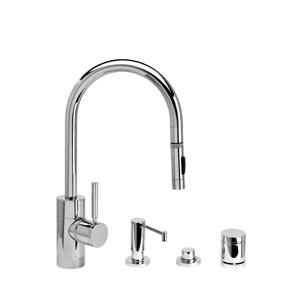 Waterstone Pull Down Faucet Kitchen Faucets item 5410-4-WB