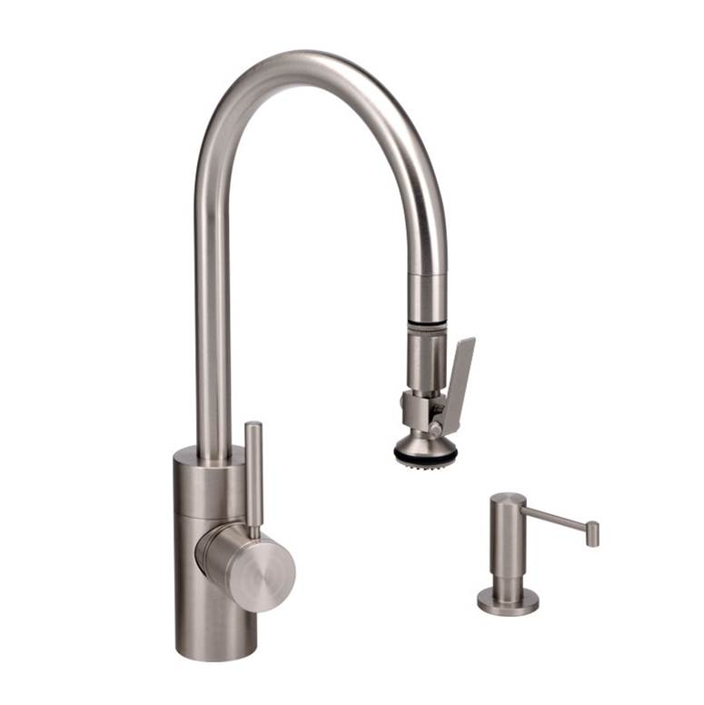 Waterstone Pull Down Faucet Kitchen Faucets item 5810-2-PC