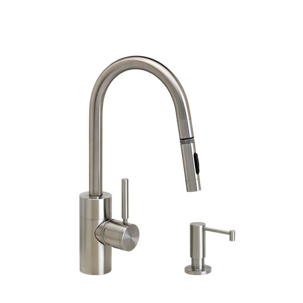 Waterstone Pull Down Faucet Kitchen Faucets item 5910-2-DAC