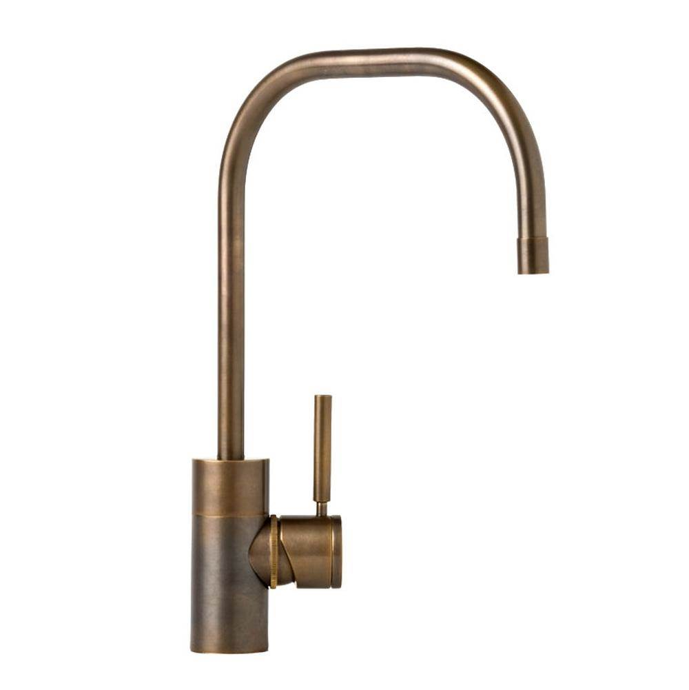 Waterstone Single Hole Kitchen Faucets item 3825-WB