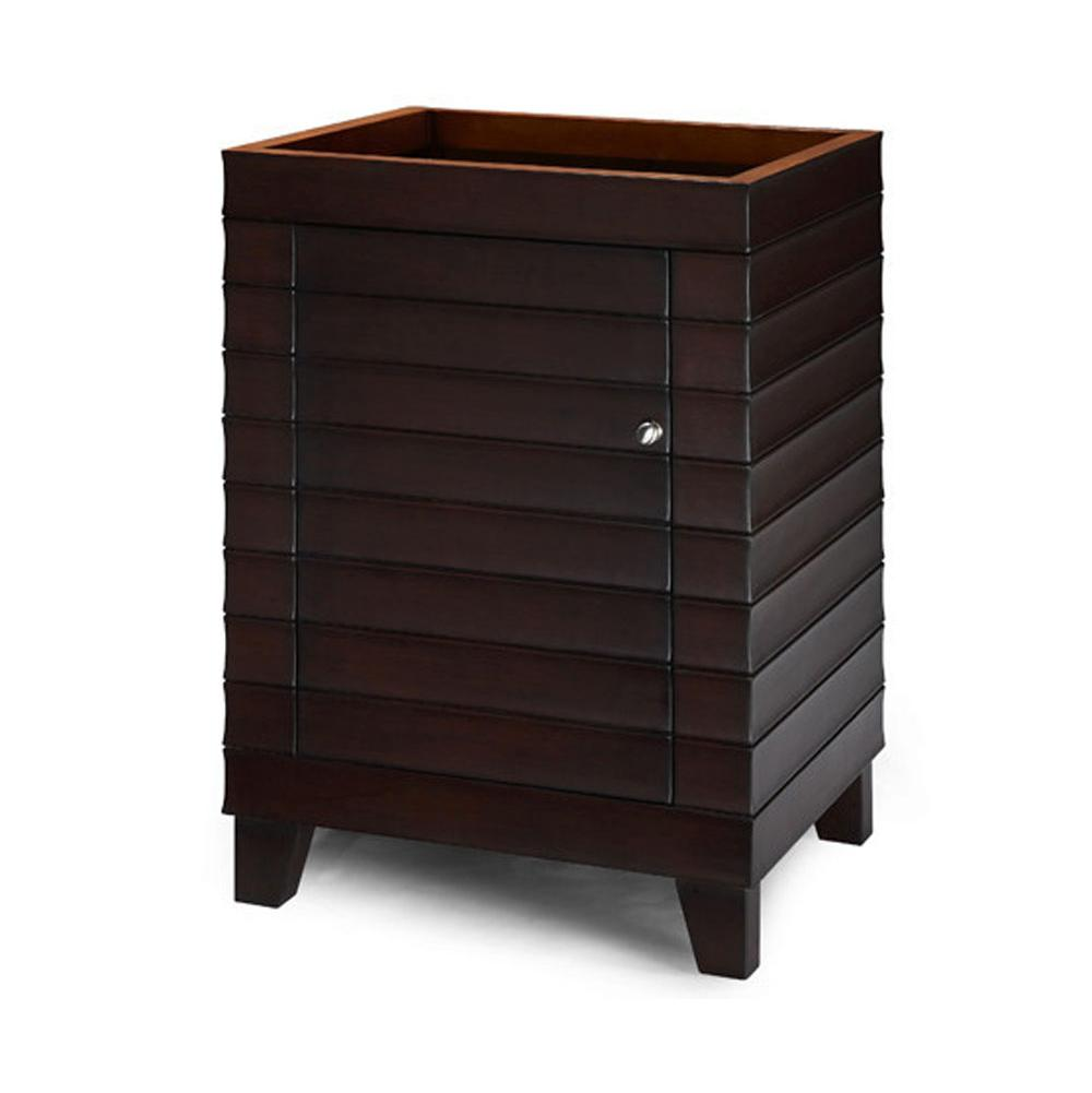 Ryvyr Floor Mount Vanities item V-WAVE-24DE